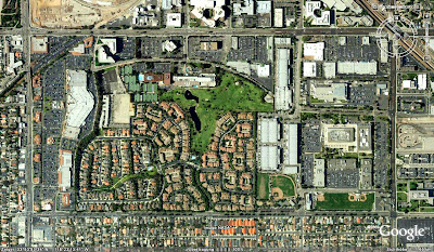 Geozentrale Google Gott 3 Gated Communities