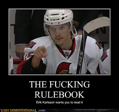Yes refs. This means you.