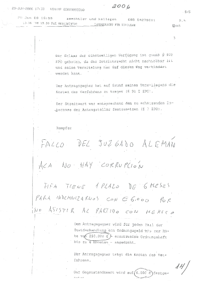 Fallo Judicial 2 - PENSÁNDOLO BIEN ES MUY TRISTE Q LA EXPLICACIÓN DEL LOGRO SEA