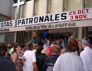 BENDICIÓN MASCOTAS - FIESTAS PATRONALES 30 OCT 07