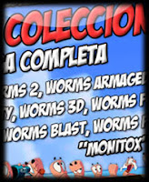 Worms - Coleccion Completa (PARA PC) Worms_Coleccion