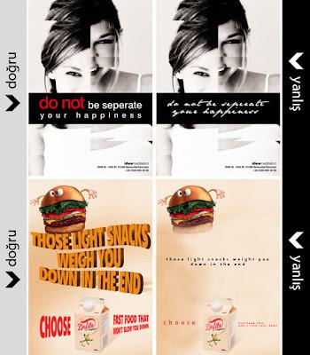 Tasarımda Font Seçimi & Denge