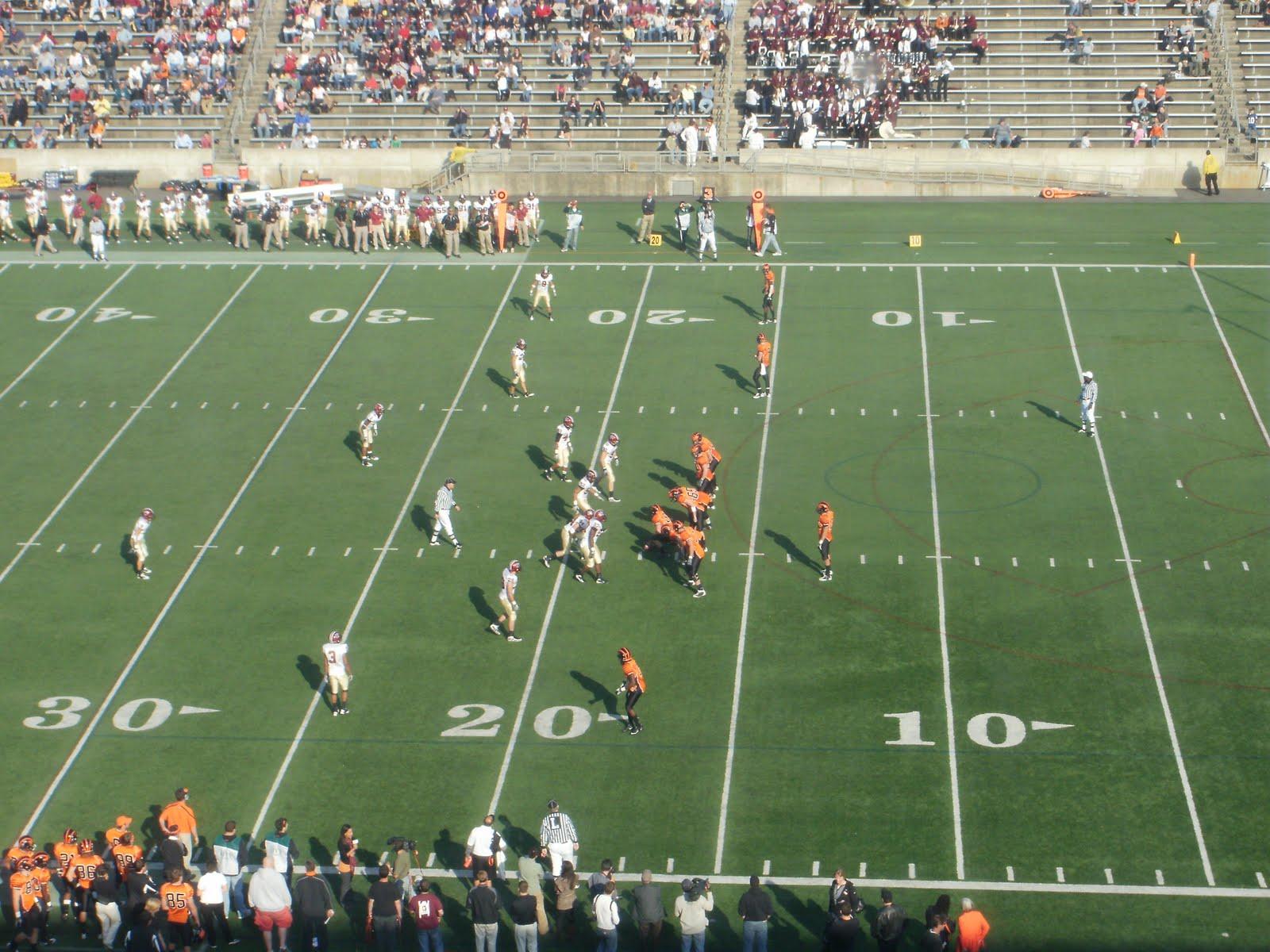 WHRB Sports Blog: Photo-Blog: WHRB goes to Princeton, NJ