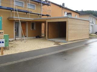 bau blox carport und garage. Black Bedroom Furniture Sets. Home Design Ideas