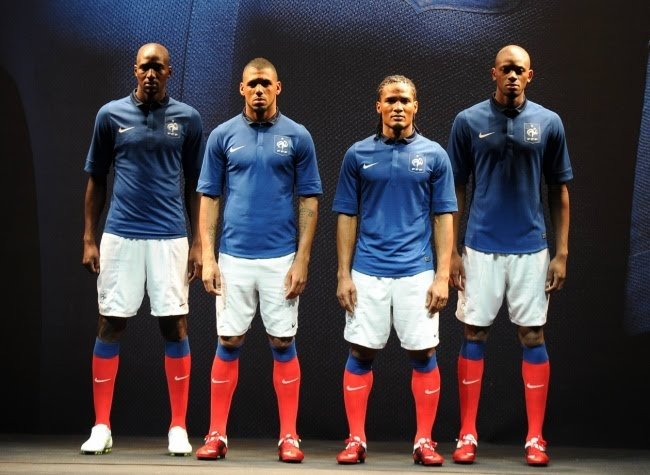 aad344155a Nike  conquista  o futebol francês