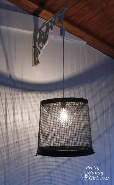 Minnow Trap Pendant Lights