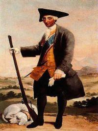 Goya: Carlos III el cazador