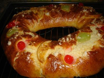 Cosas De Chari Roscón De Reyes Con Aceite De Oliva