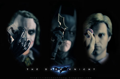 My Hot Toys Collection Photography The Dark Knight
