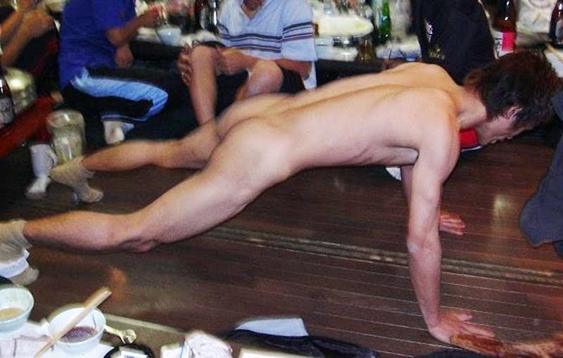 Sexy nude naruto cosplay