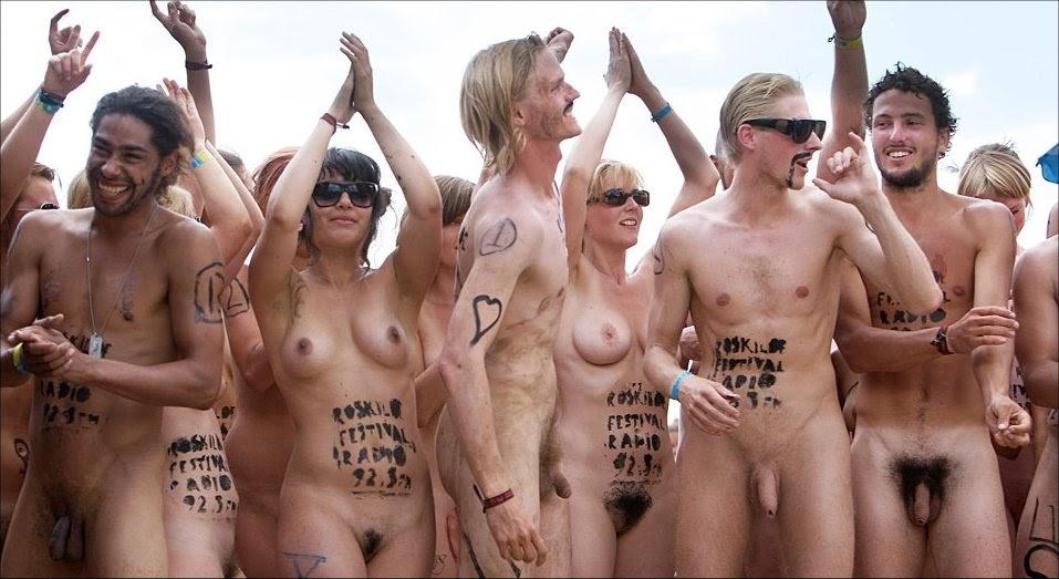 Version Naked roskilde naked run female really pleases