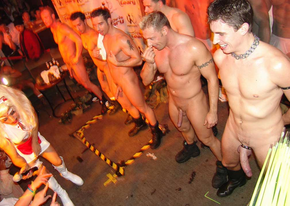 Full Nude Male Strippers