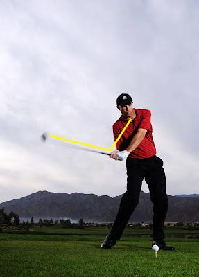 Meningkatkan Kecepatan Golf Swing Clubhead