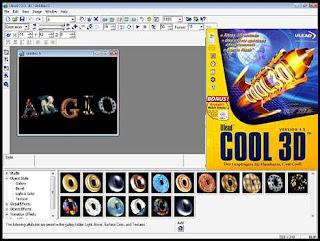 Ulead Cool 3D 3.5
