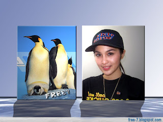 sandra dewi linux wallpapers
