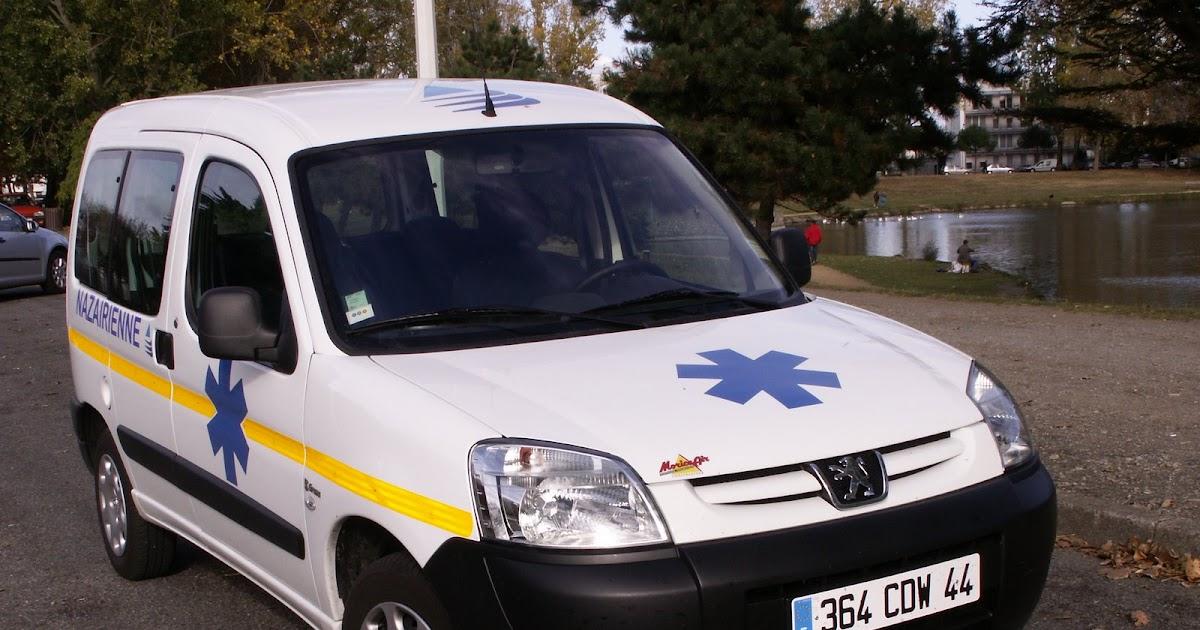 les ambulances nazairiennes des vehicules adaptes. Black Bedroom Furniture Sets. Home Design Ideas