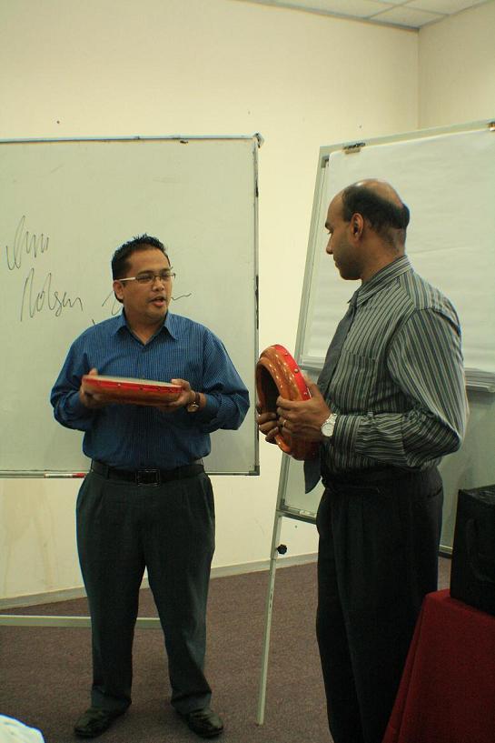 Mohsen Amdan Berkata: Kursus Psikologi - Coaching dan Mentoring - Peningkatan Produktiviti