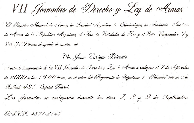 INVITACION A JORNADAS