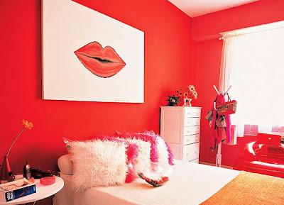quarto jovem feminino foto