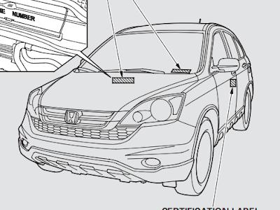 Honda Cars : TOV: 2010 CR-V Owner's Manual Reveals Secrets