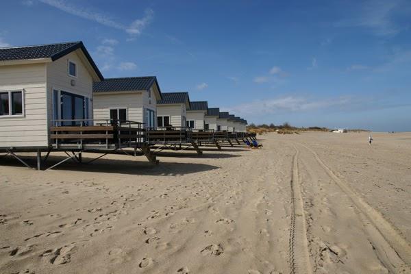 Die Schonsten Strandhauser Strandhauser An Der Nordsee In Holland