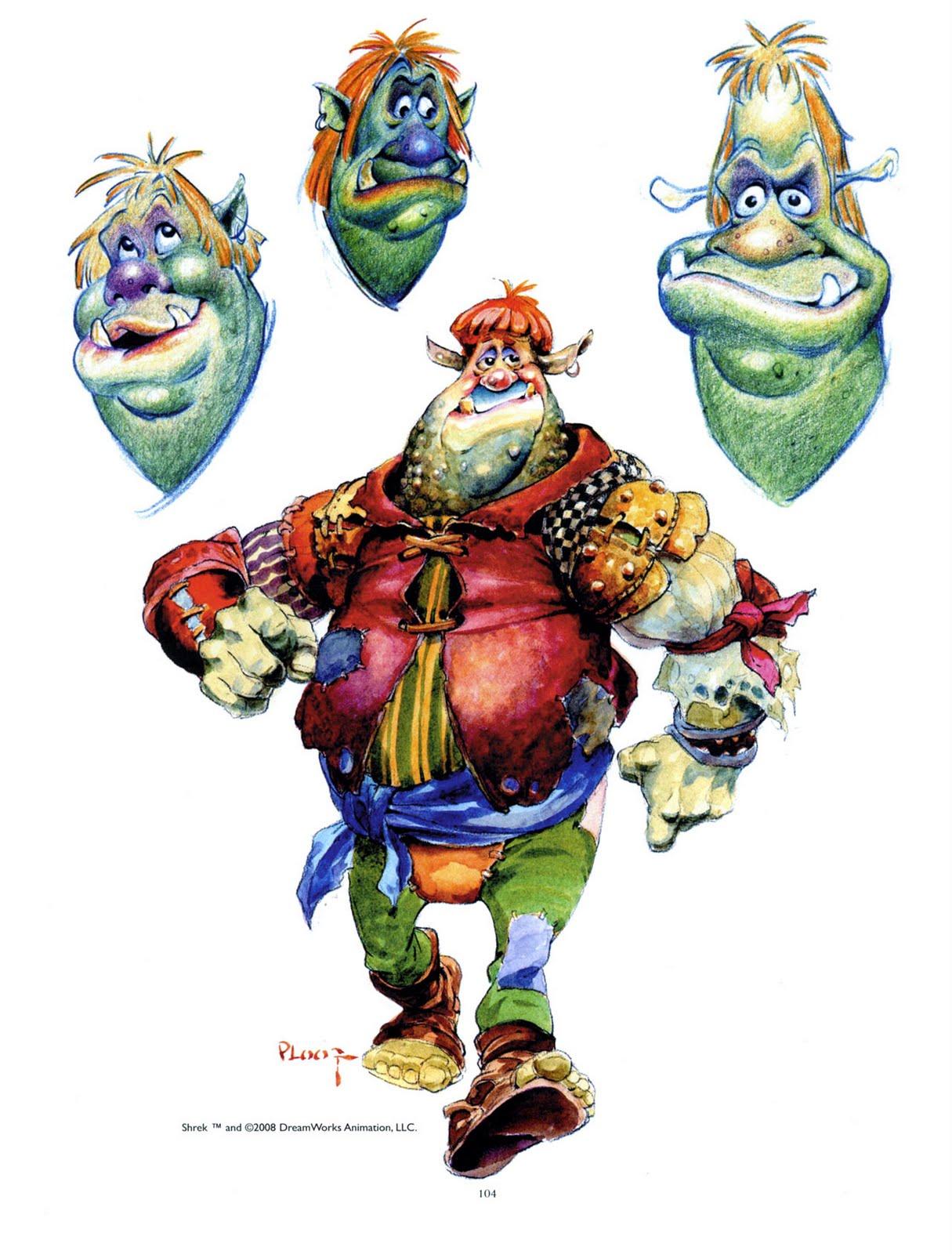 Scuola Di Fumetto Shrek Prima Di Shrek