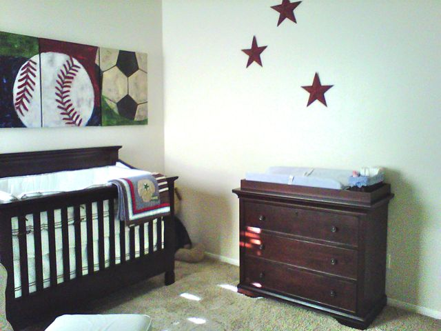 Sports Themed Nursery Thenurseries