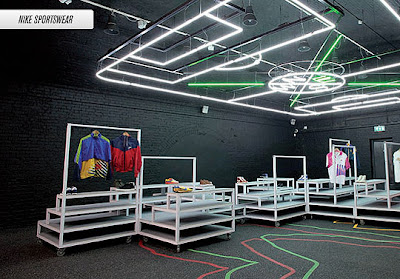 0b913f8dd31b Nike opened its doors to a new retail front located in Shoreditch