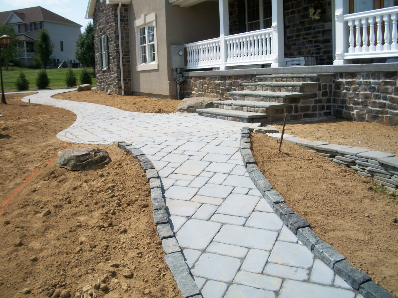 The Blog Of Weavers Landscape Company Natural Tumbled