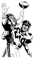 FREE Football Themed Clip Art ~ The Sports Fan