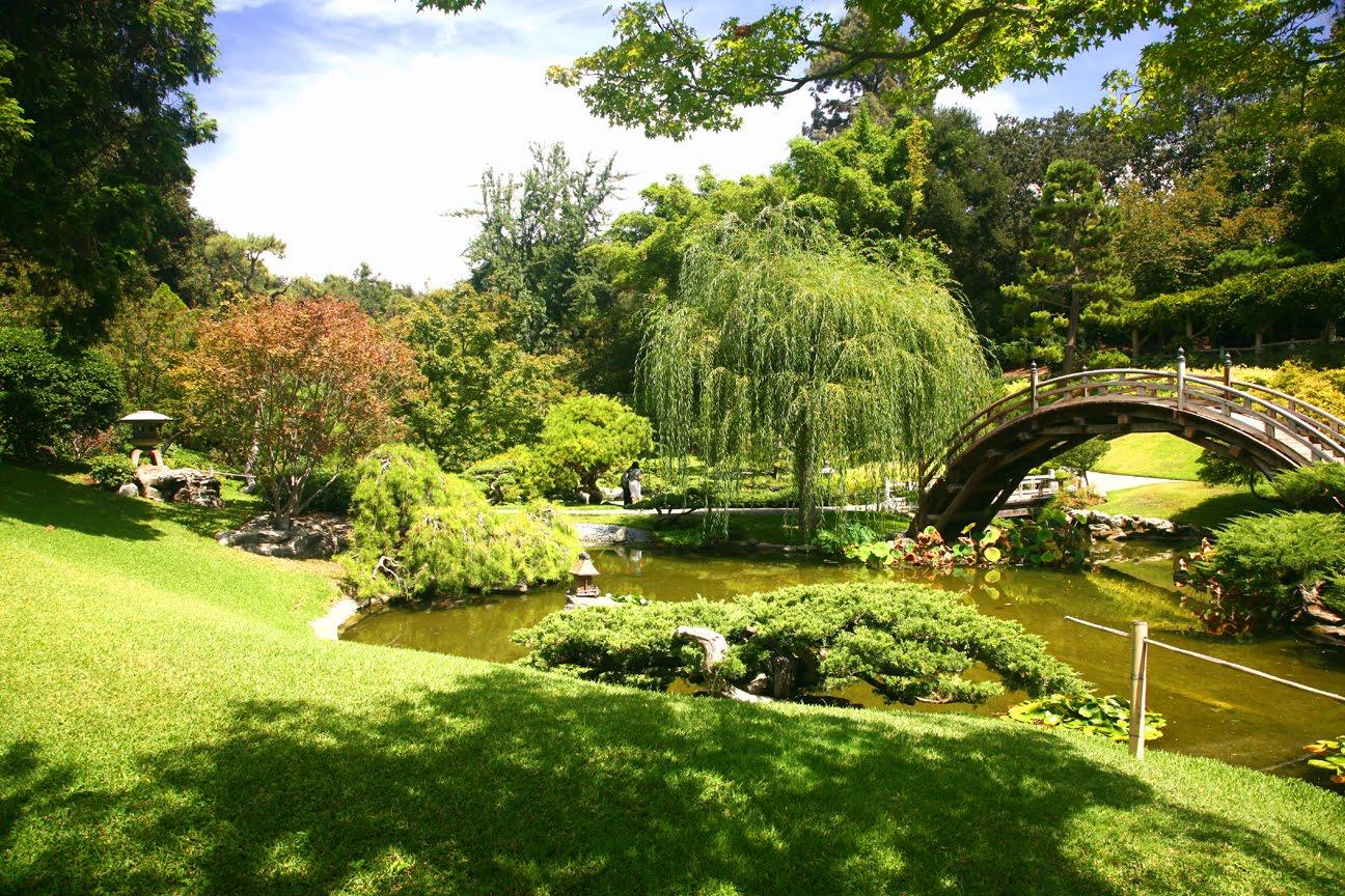 The big whistle pasadena california huntington library - Huntington beach botanical garden ...