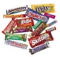 Living in Narnia List of Candy Bars Ranked According to