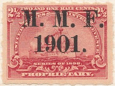 M.M. Fenner Printed Cancels