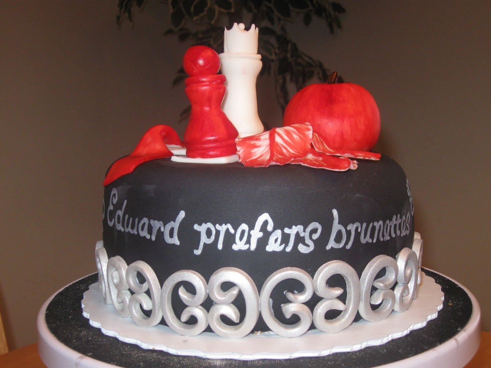 Cakes By Becky Twilight Birthday