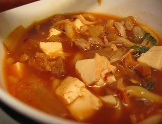Kimchi Stew With Chicken And Tofu Recipes — Dishmaps