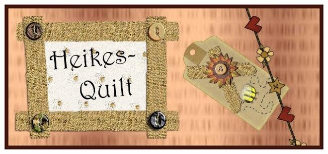 Heikes-Quilt