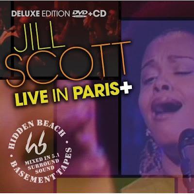 Jill Scott - Bedda At Home