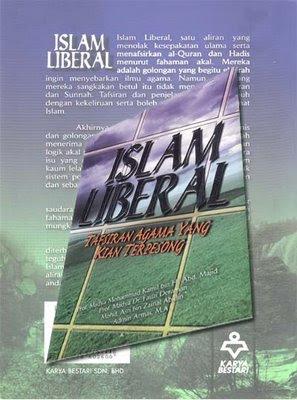 Islam Liberal – Di Antara Ciri-Ciri Golongannya