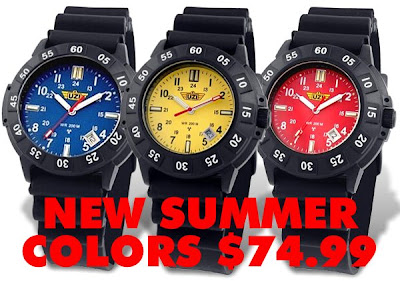 hot new color watches - Color Watches