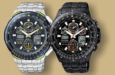 The Watch Guys: Citizen Expands the Atomic Time Line of ...