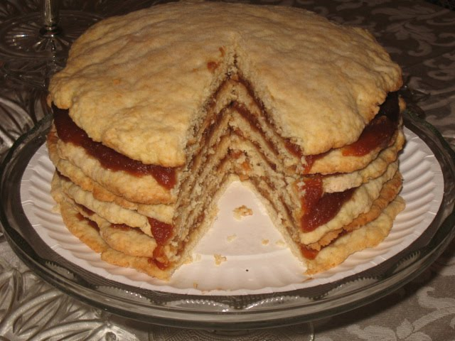 Dried Apple Stack Cake Recipe