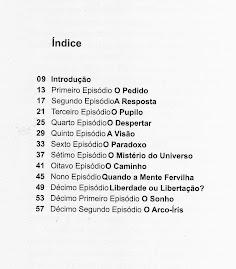 ÍNDICE DO LIVRO