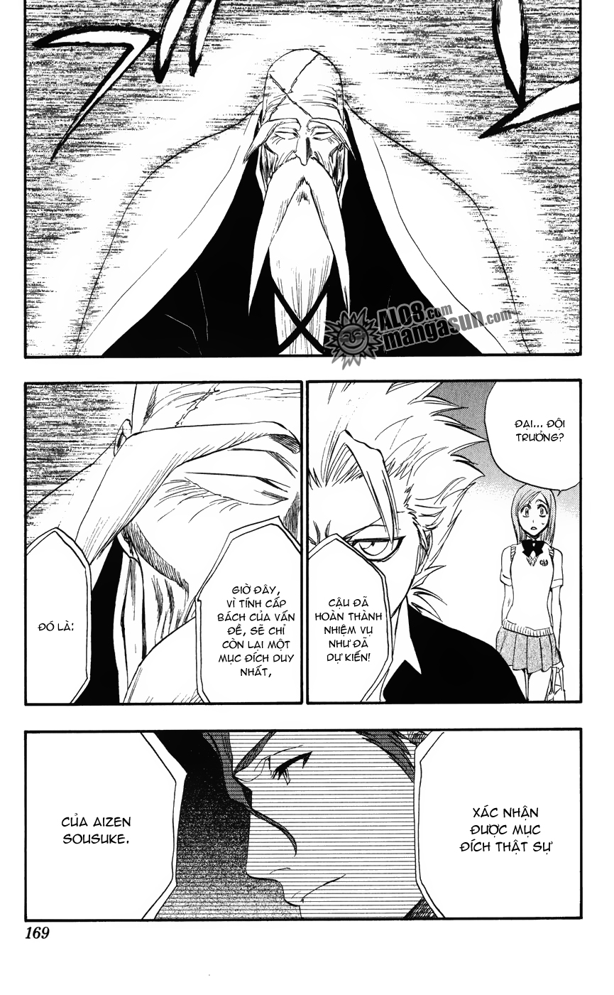 Bleach chapter 202 trang 20