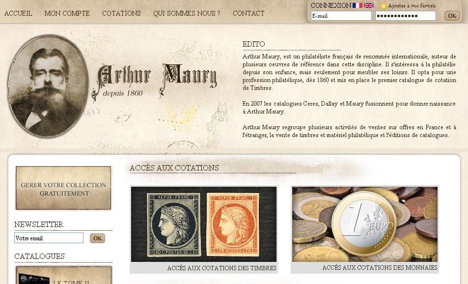 blog philat lie catalogue france arthur maury en ligne. Black Bedroom Furniture Sets. Home Design Ideas