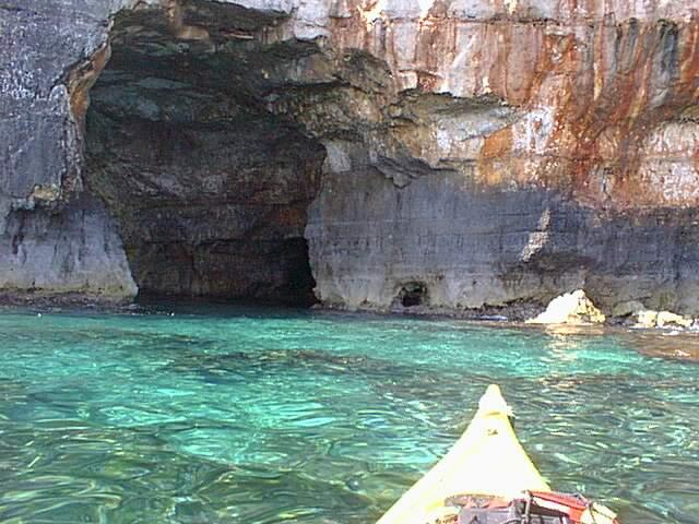 SEAKAYAK (Salento in canoa)