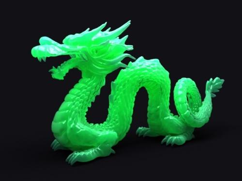 Resultado de imagen de dragón de jade amante