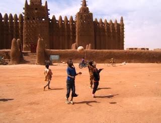la moschea di Djenné