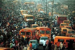 Lagos Go-Slow