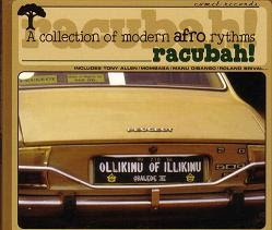 Racubah - Comet Records