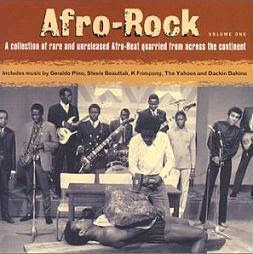 Afro Rock vol. 1 - Kona Records